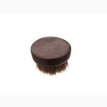 Handmade goody wooden beard hair round brush