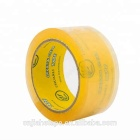 Waterproof Wholesaler Offer Printing BOPP Pressure Sensitive Carton Sealing Super Clear Tape