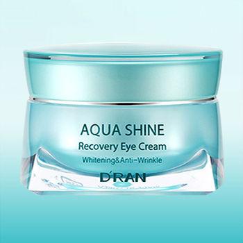 Dran Aqua Shine Recovery Eye Cream Korean Cosmetic