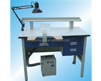 Stainless steel Dental Laboratory Table;Dental Workstation;dental lab work table