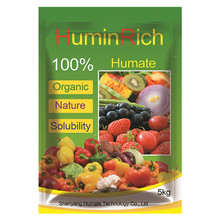 Huminrich Super Humic Acid Nutrient Solutions Potassium Salt Of Humic Acid