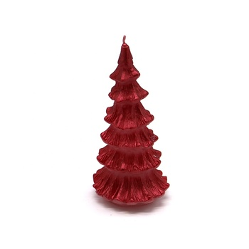 2017 the most popular Christmas Tree shape Magic candle