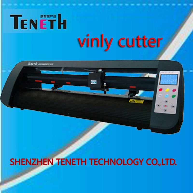 New function TS740LW Plotter/sticker manufacturer of desktop plotter cutting with contour cut