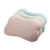 Hypoallergenic 100% Organic Cotton Bamboo Anti Roll Infant Flat Head Shaping Toddler Memory Foam Baby Pillow