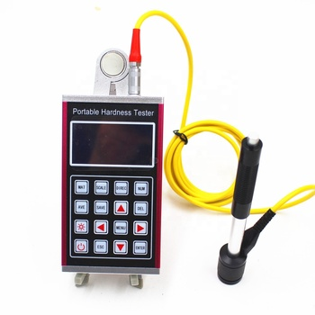 JH200 portable leeb rockwell brinell NDT hardness tester with upgraded profile and best quality