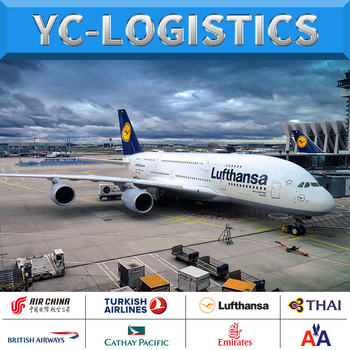 air freight cargo shipping cost forwarder agent to south africa