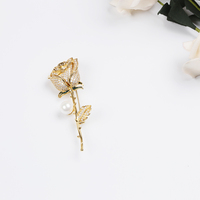 Guangzhou Manufacturer directly selling brooch for mother days gift