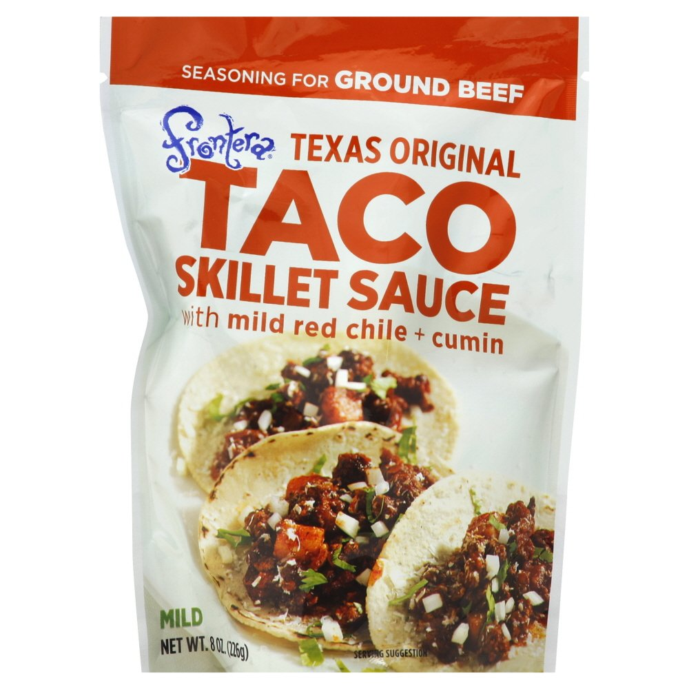 Frontera Ssnng Pouch Taco Red Chili