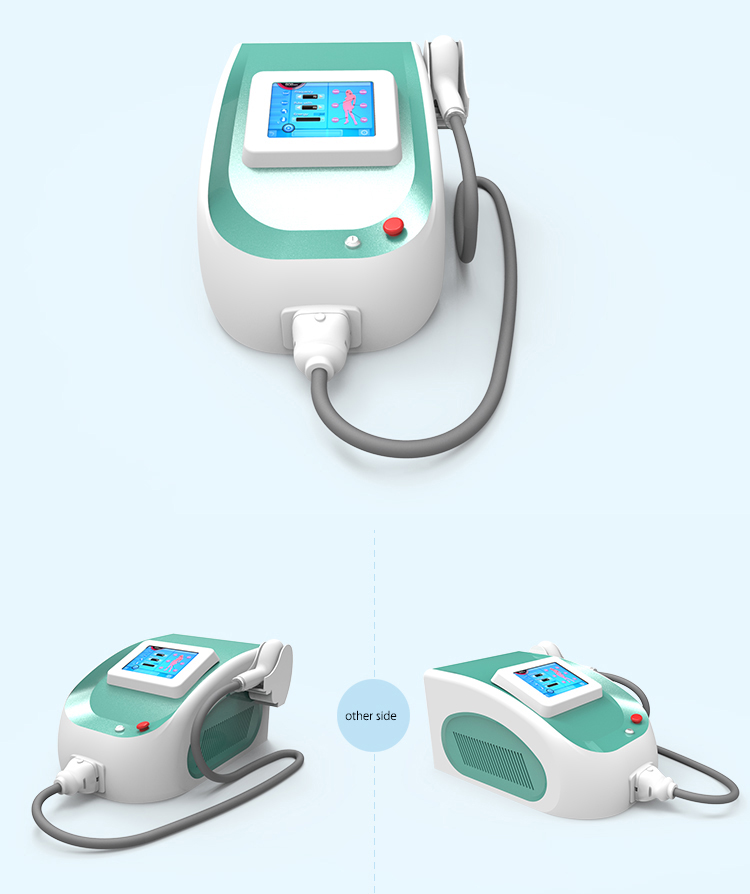 FDA approved salon equipment best professional advanced 808nm diode laser hair removal beauty machine for whole body depilation