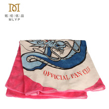 2018 Wholesale China Blankets New Cartoon Animal Microfiber Fabric Personalized Hooded Bathrobe Bath Towel