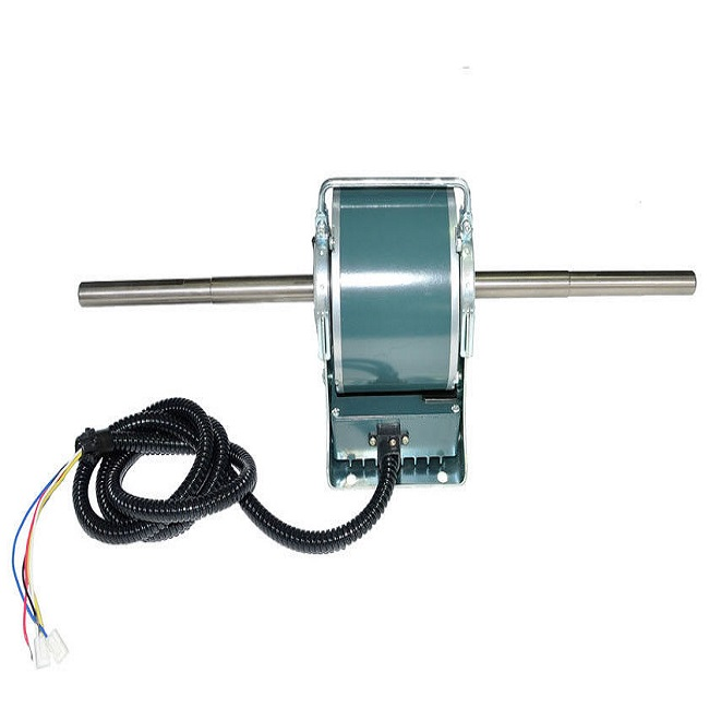 Air conditioner BLDC double shaft fan motor 60HZ with UL