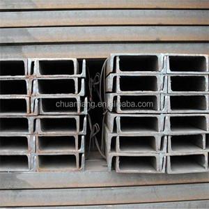 channel iron steel/steel stud sizes metric/steel frame c channel steel on  sale
