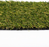 Local Favourites Clean Synthetic Artificial Grass Turf / Soccer Fields Made in China