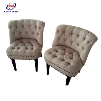 Amazing French Style Antique Royal Tufted Small Furniture Upholstery Sofa Chair Buy Reproduction Furniture Coconut Chair High Quality Antique Classic Machost Co Dining Chair Design Ideas Machostcouk