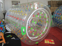 manufacturer and popular Sunmmer Water games water roller ball for sale