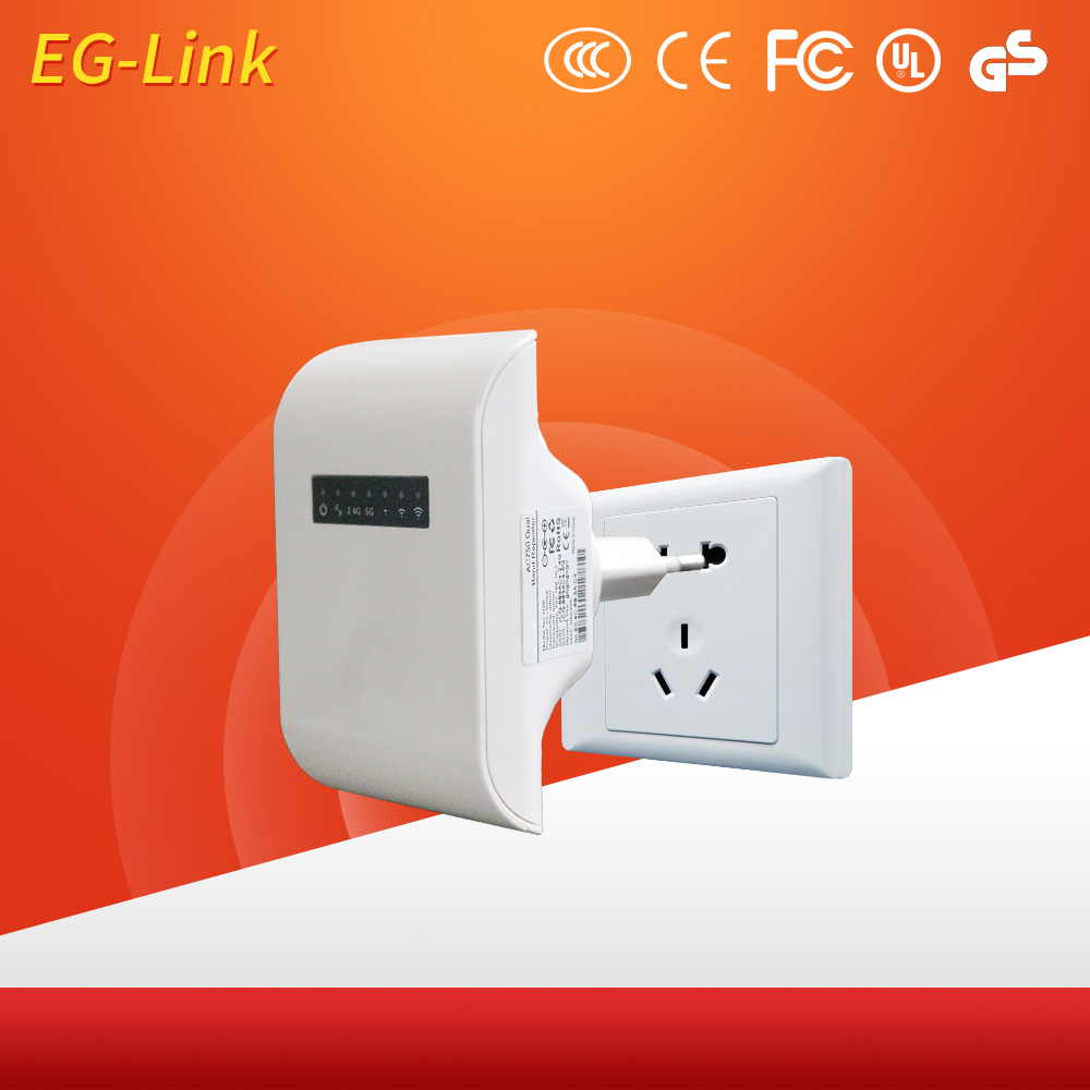600Mbps Portable WiFi Range Repeater WiFi Booster Wireless Signal Extender/