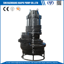 Vertical sand dredging sump pump electric driven sand submersible pump