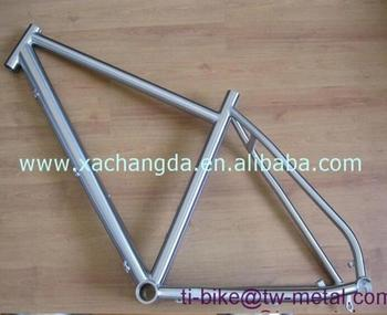 Wholesale Titanium Track Frames Other Bike Frame Bicycle Parts Made