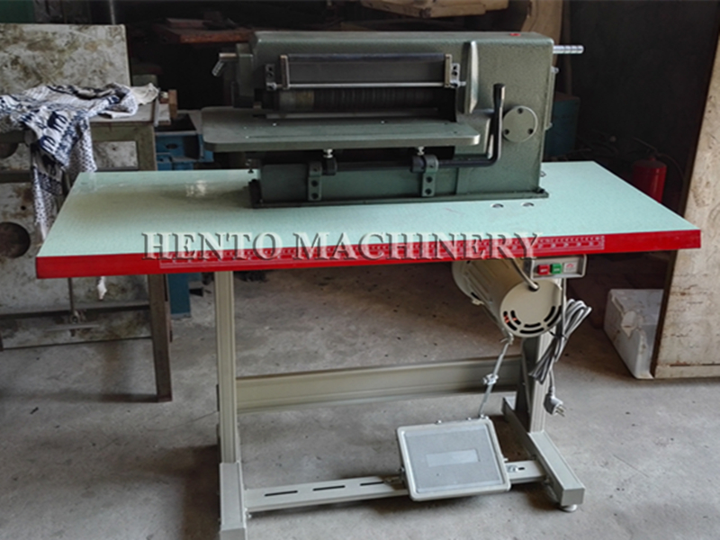 Good Quality Leather Belt Making Machine