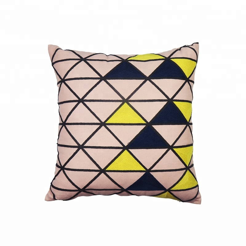 2019 high quality wholesale sublimation gold throw pillow case