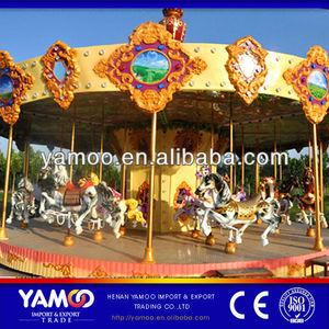 High Quality! Backyard Amusement Rides carousel for sale
