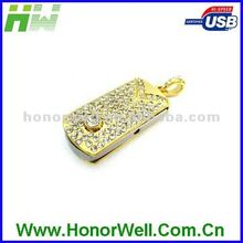 Fancy cheap jewelry usb stick 2GB 4GB 8GB customized logo