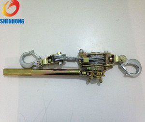 2 Ton Ratchet Cable Puller Wire Rope Puller