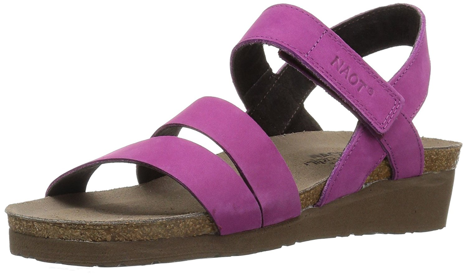 bf961616a0a0 Get Quotations · NAOT Women s Kayla Wedge Sandal
