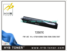 New! T-2507C cartridge T2507C empty cartridge e-STUDIO 2006 2306 2506 2307 2507 toner