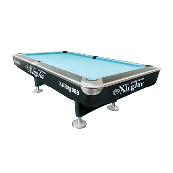 Chinese Marble Slate Biliard Pool Table With Customized Pocket Size - Chinese pool table