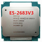 E5 2683 V3 Original Intel Xeon E5-2683 V3 2.0GHz 14-core 35MB FCLGA2011-3 22nm 120W E5 V3 Processor