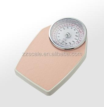 most accurate 150kg mechanical bathroom scale, view waterproof