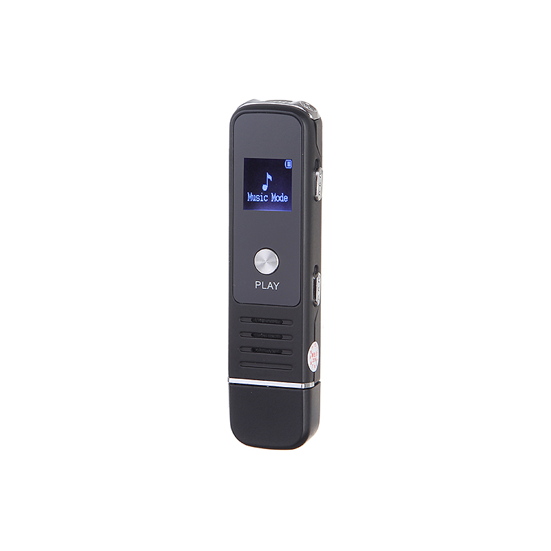 Di vendita caldi MINI voice recorder Lettore MP3 Con display LCD mini spy voice recorder