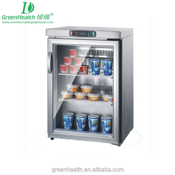 Greenhealth Single Glass Door Mini Under Bar Chiller Used