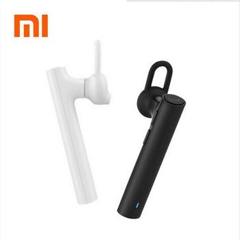 Original Xiaomi Bluetooth Headset Mi Wireless Headset With Microphone Handsfree Portable Ear Hook Earphone Mini Earbud Buy Wireless Headset Bluetooth Headset Xiaomi Product On Alibaba Com