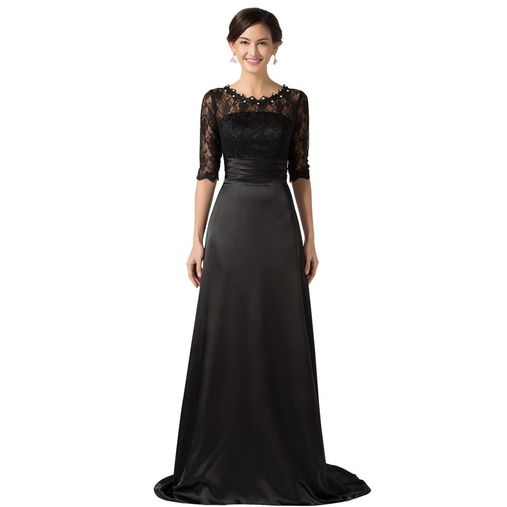 Elegant Long Sleeve Wedding Dress Muslim Dress 2015 Simple: Aliexpress.com : Buy Muslim Long Sleeve Evening Dress