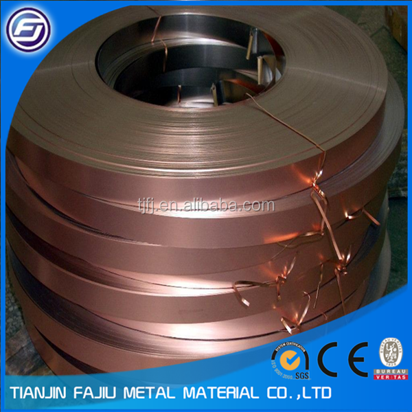Gilding metal clad copper strip/ copper composite strip