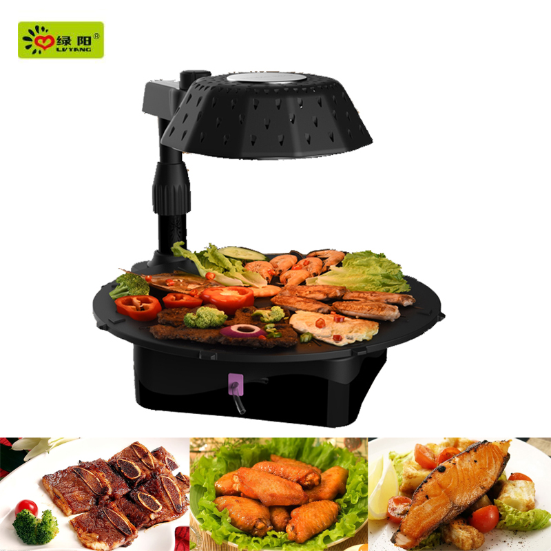 Tabletop Smokeless Electric Infrared Bbq Grill, Tabletop Smokeless Electric  Infrared Bbq Grill Suppliers And Manufacturers At Alibaba.com