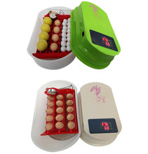 High hatching rate 12 eggs mini chicken egg incubator for sale poultry eggs hatcher