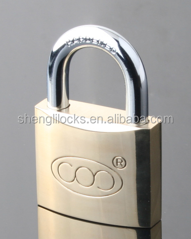 Heavy Duty Brass Padlock With High Quality