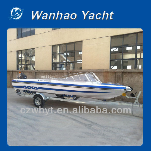 Wh630 high speed passenger boats 12 persons