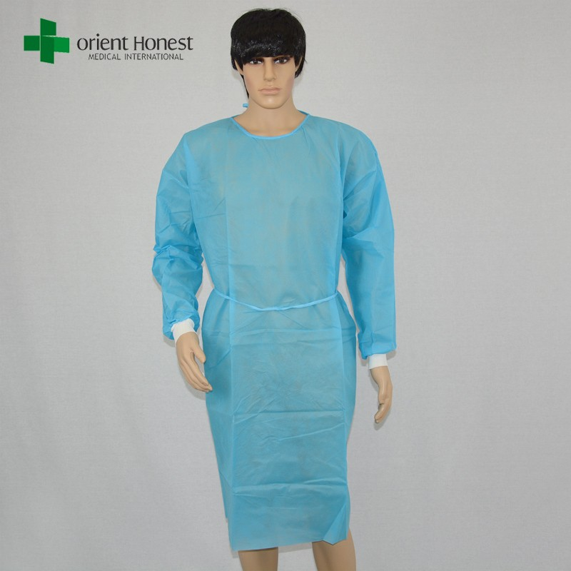 PP nonwoven doctor disposable cap and gown