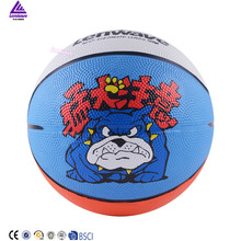 Lenwave brand promotional basketball ball price cheap wholesale mini basketball