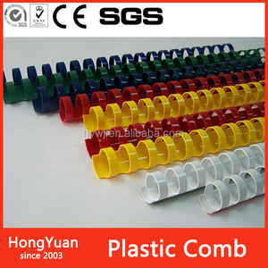 Comb binding machine use consumables, 12mm comb binding ring