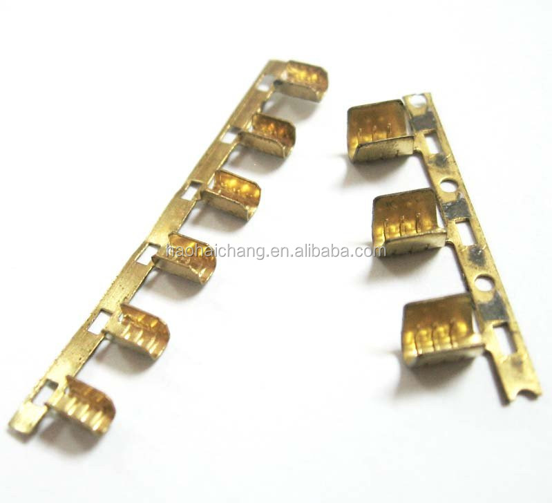 welding gold plating PCB terminal