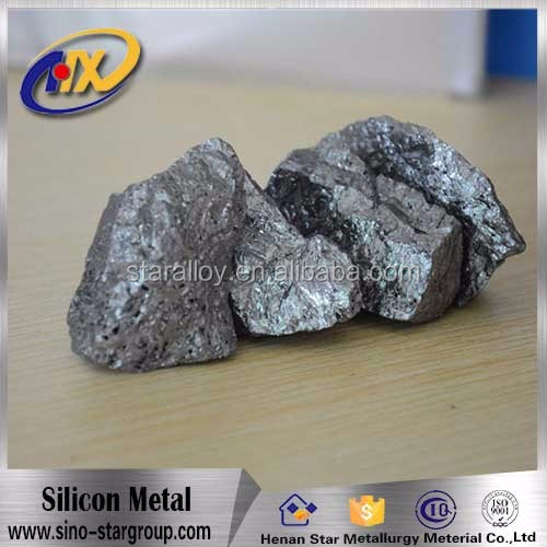 pure deoxidizer pure silicon metal 553 441 Henan Star China