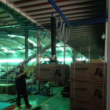 vacuum lifter for 60kg boxes from China manufacturer