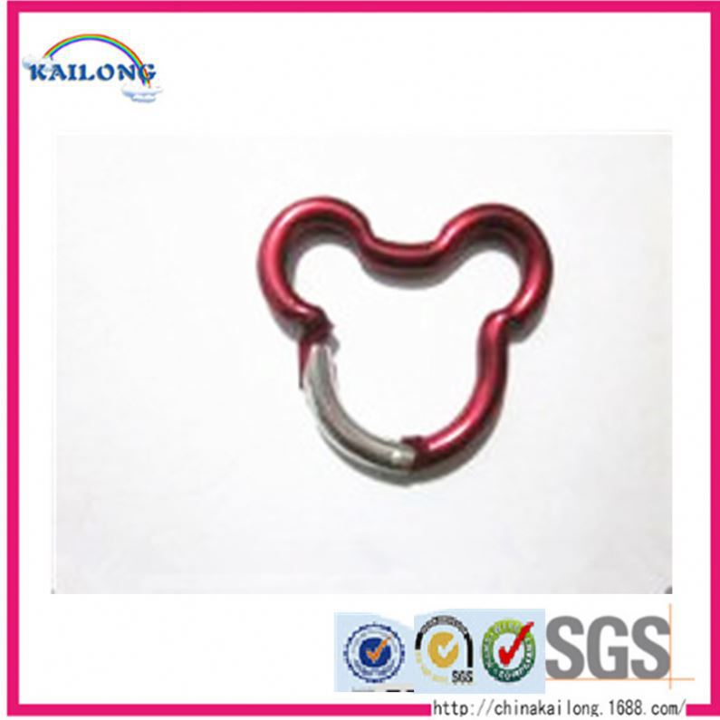 FREE SAMPLE Eco-Friendly And Shape Karabiner Or Carabiner