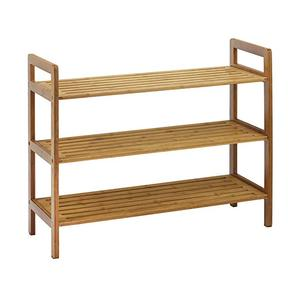 Fancy Desgned Lows Shoe Rack With Wheels