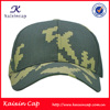 wholesale pre-curved cotton military style high quality baseball cap